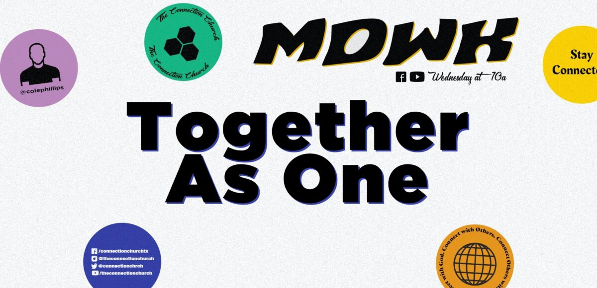 Together as One